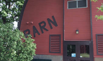 Barn Ahtanum Youth Activities Park