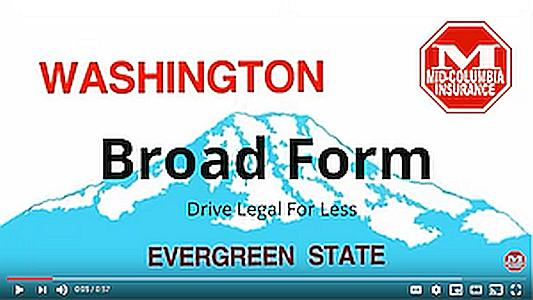 Broad Form Insurance - Insure Your License - Video