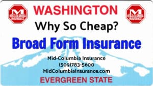 Why is BroadForm Insurance So Cheap?