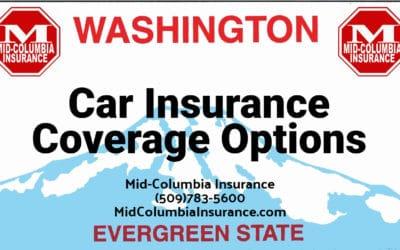 Washington Car Insurance Coverage Options
