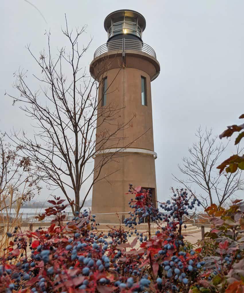 Clover Island Lighthouse - Kennewick WA
