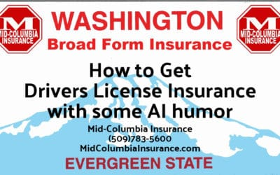 How to Get Drivers License Insurance – with some AI humor