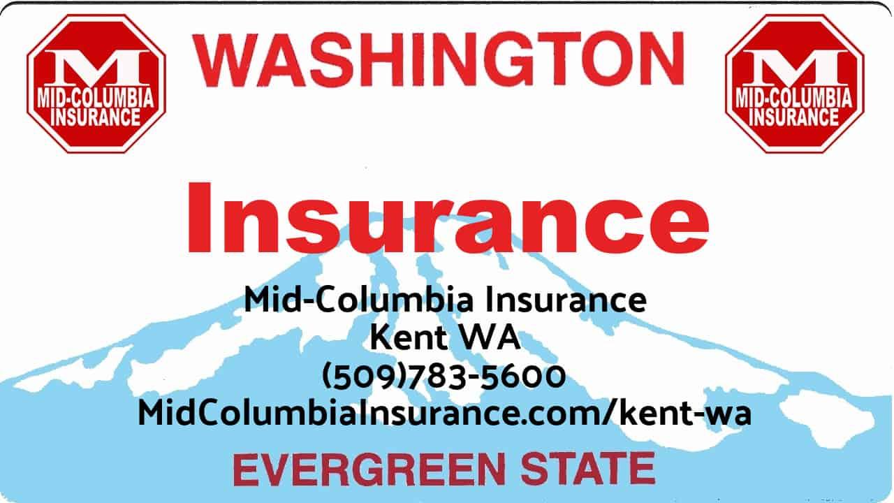 Kent WA Insurance