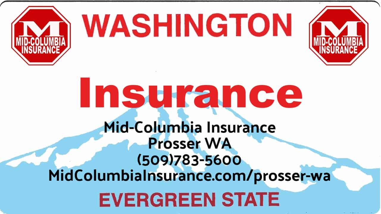 Insurance Prosser WA