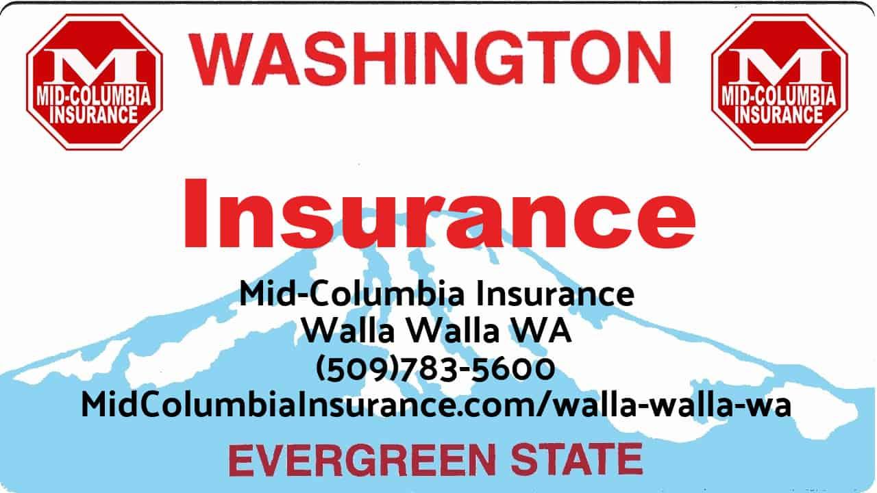 Insurance Walla Walla WA