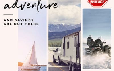 Insure Your Summer Fun! Motorcycle, Boat, & RV Insurance