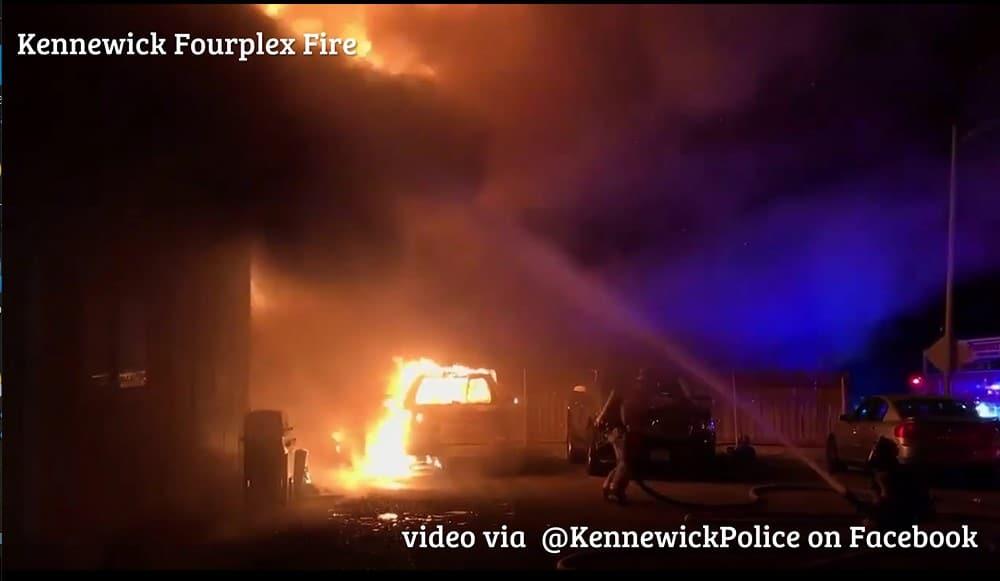 Reflections: Renters Insurance and Kennewick Fourplex Fire