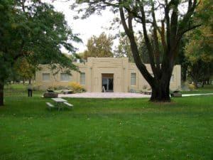 Sacajawea State Park Museum