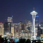 Seattle Space Needle - A Pacific Northwest Iconic Landmark