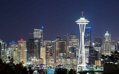 Seattle Space Needle – A Pacific Northwest Iconic Landmark