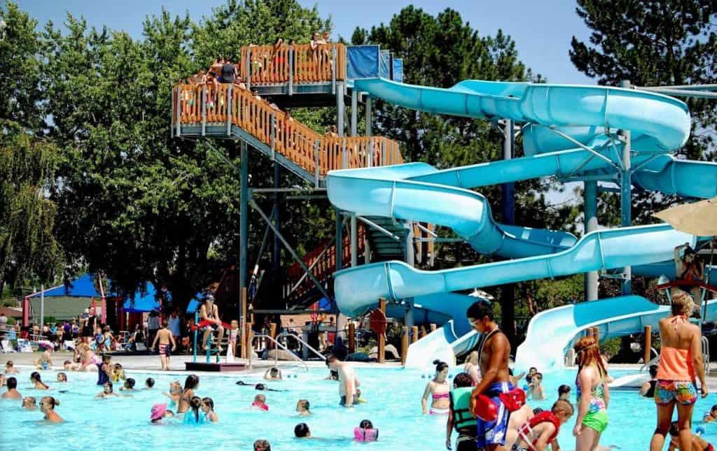 Surf 'n Slide Water Park - Moses Lake
