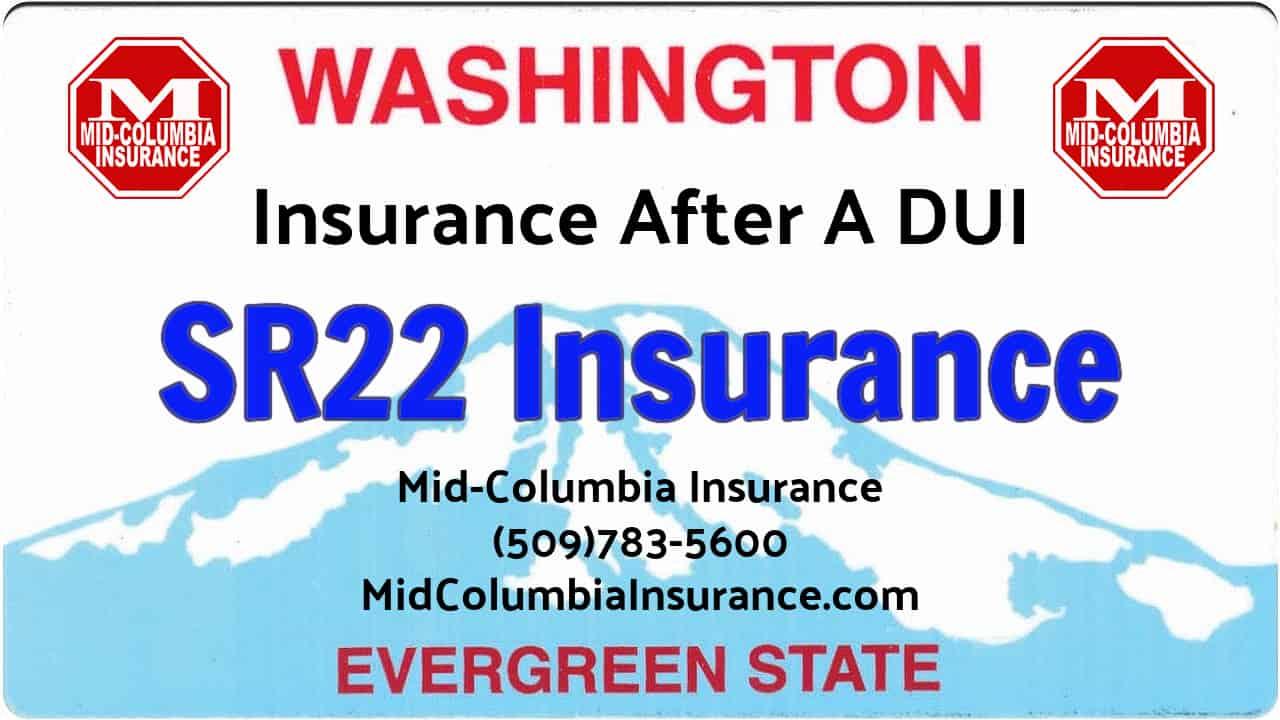 Washington SR22 DUI Insurance